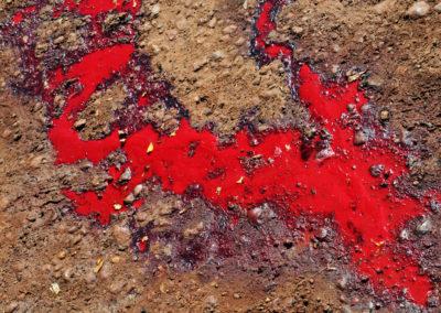 Sang et ocre