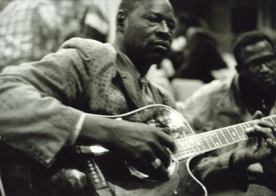 Ali Farka Toure (Mali) au festival Banlieues Bleues