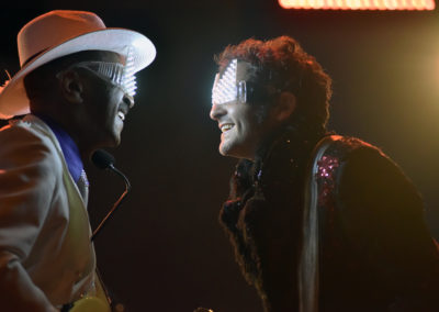 Larry Graham & Mathieu Chedid