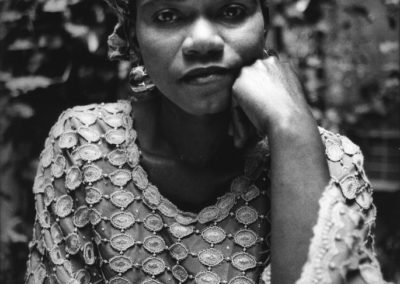 Nahawa Doumbia (Mali) Paris, 2000