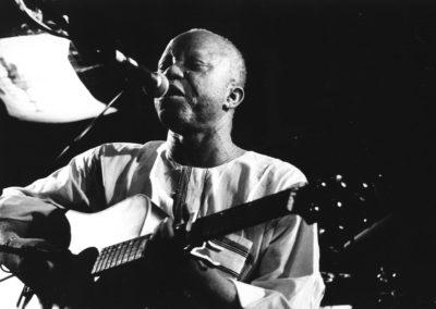 Salif Keita (Mali) Paris, 2002