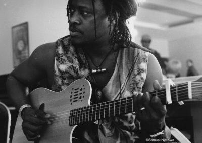 Habib Koite (Mali) a la Cite de la Musique 1999