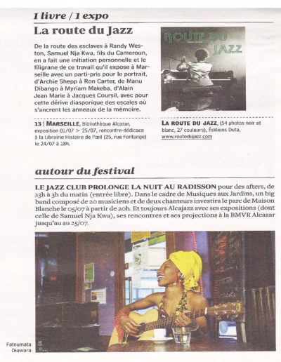 Journal des Suds César
