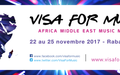 Visa for Music à Rabat – du 22 au 25 novembre 2017